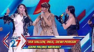Video Via Vallen, Inul, Dewi Perssik. Siapa Yang Lebih Meriah? - Kilau Raya MNCTV 27 (20/10) MP3, 3GP, MP4, WEBM, AVI, FLV Maret 2019