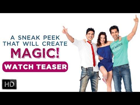Desi Magic – Teaser   Ameesha Patel, Zayed Khan, Sahil Shroff
