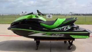 7. $16,299:  2016 Kawasaki Ultra 310R Overview and Review