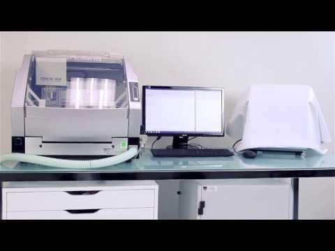 The New DWX-4 Dental Milling Machine