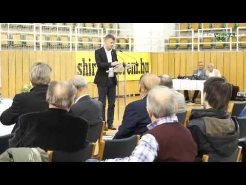 Tisztújító közgyűlés és elnökválasztás a Népligetben