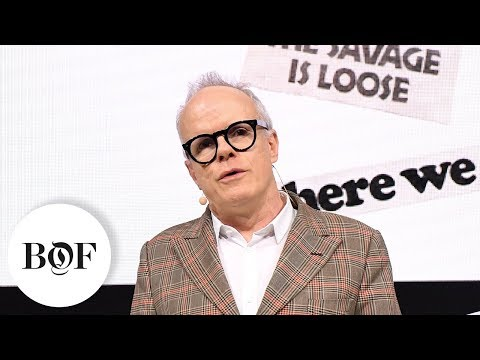 A New Approach to Globalisation | Hans Ulrich Obrist | #BoFVOICES 2019
