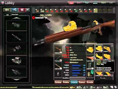 Jugando Con Mi M79  Darwin2- XtremeFury