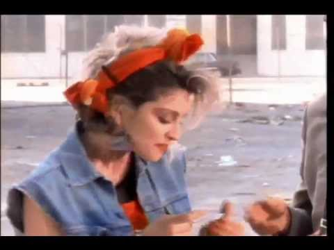Madonna – Borderline