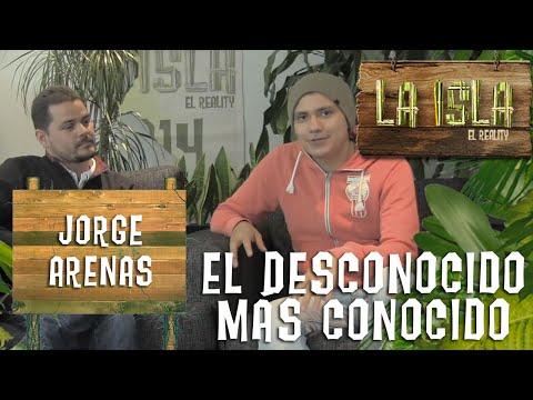 Jorge - Luisito Rey, el desconocido más conocido de La Isla, El reality 2014, entrevista a Jorge Arenas, productor logístico de La Isla, para que nos cuente cómo ve esta temporada y si se aventaría...