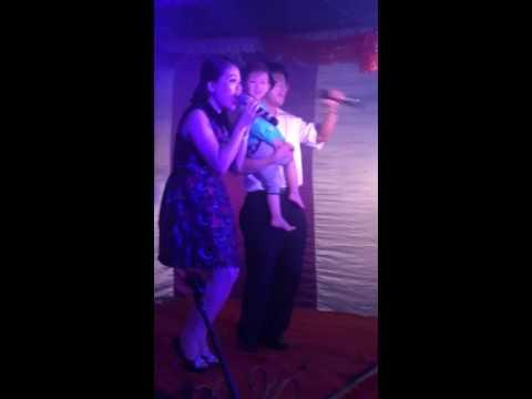 Chiếc khăn Piêu - Anh Thơ hát tại đám cưới cực hay