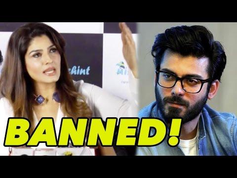 Raveena Tandon's Strong Reaction On Banning Pakist
