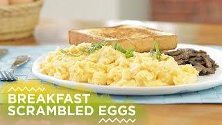 Video Resep Breakfast Scrambled Eggs | YUDA BUSTARA MP3, 3GP, MP4, WEBM, AVI, FLV November 2018
