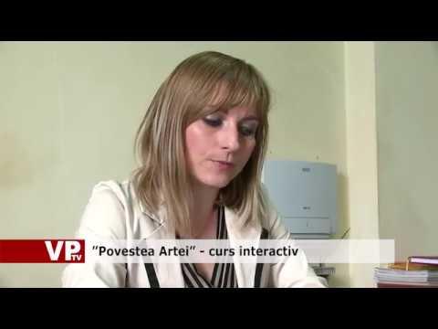 """Povestea Artei"" – curs interactiv"