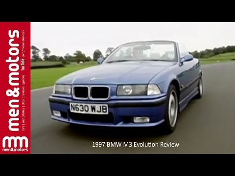 1997 BMW M3 Evolution Review