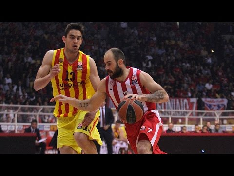 Highlights: Playoffs Game 4 vs. Olympiacos Piraeus