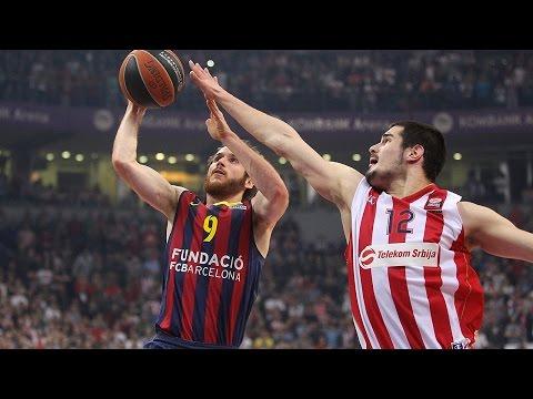Highlights: Top 16, Round 11 vs. Crvena Zvezda