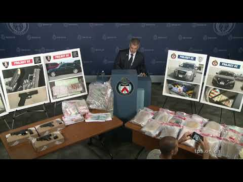 @TorontoPolice Project 'Oz' News Conference | LiveStream | Wed., July 10th, 2019 | 10:30AM