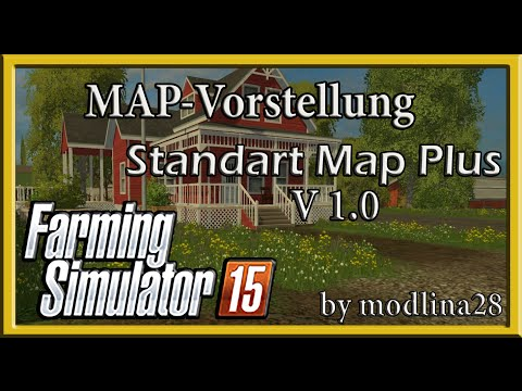 Standart Map Plus v1.1