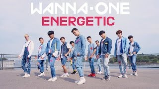 [EAST2WEST] Wanna One (워너원) - 에너제틱 (Energetic) Dance Cover (Boys Ver.)