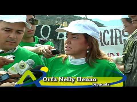 Vías de acceso a Alejandría y Concepción, prioridad para el desarrollo