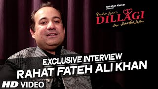 Download Lagu Exclusive Interview with Rahat Fateh Ali Khan | Tumhe Dillagi | T-Series Mp3