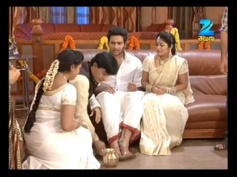 Pasupu Kumkuma - Episode 1000 - Best Scene 30 July 2014 03 AM