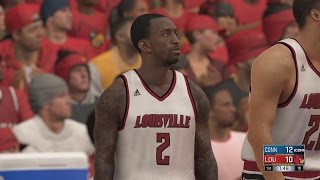 NBA 2K17 (COLLEGE HOOPS!) Louisville vs. UConn (Live Stream)