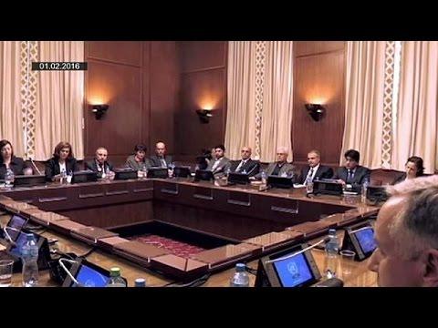 Συρία: Με τη συμμετοχή της αντιπολίτευσης ο νέος γύρος ειρηνευτικών συνομιλιών
