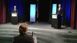 Pasco (WA) United States  city photos : WA Gubernatorial Debate - Pasco, WA 10-19-16