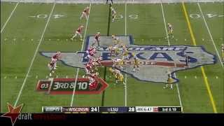 Rob Havenstein vs LSU (2014)