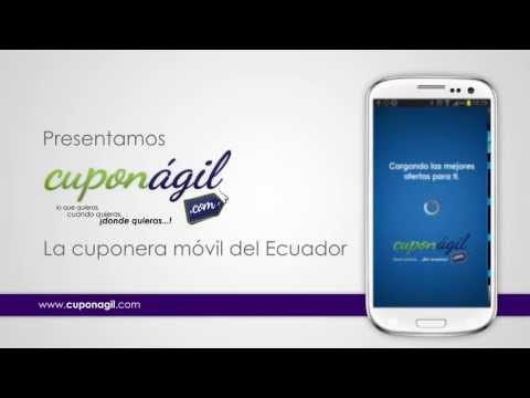 Video of cuponagil.com