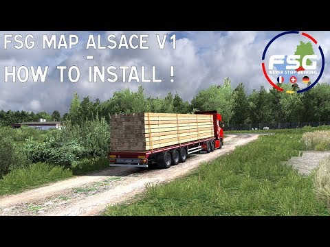 FSG Map real scale 1:1 1.35.x