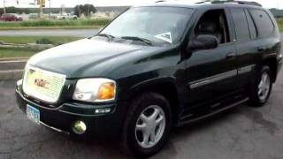 6. 2002 GMC Envoy SLT, 4dr, 4x4, 4.2 liter 6cyl, Leather, P-roof, NICE!!!