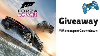 We will be giving away a key for Forza Horizon 3 if we reach 1,000 subscribers by June 25th! Music: www.bensound.com Thank you for watching Game Domain! Be s...