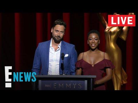 Live From E! - 2018 Emmy Nominations Live Stream | E! News