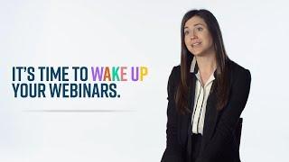 Video It's Time To Wake Up Your Webinars MP3, 3GP, MP4, WEBM, AVI, FLV November 2018