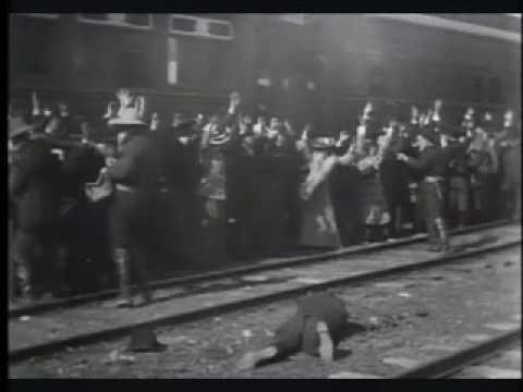 """Перший вестерн у США – """"The Great Train Robbery"""""""