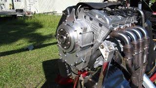 4. Yamaha Aircraft Engine & Mohawk Silent Drive Test