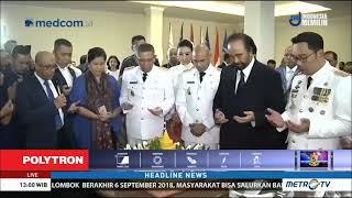 Video NasDem Gelar Syukuran Usai Pelantikan Gubernur-Wagub Terpilih MP3, 3GP, MP4, WEBM, AVI, FLV September 2018