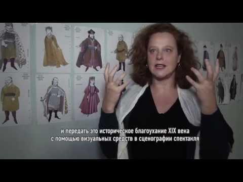 Сигрид Т'Хуфт о премьере оперы «Князь Игорь»