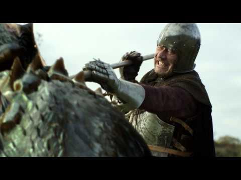 Paladin le dernier chasseur de dragons (VF)