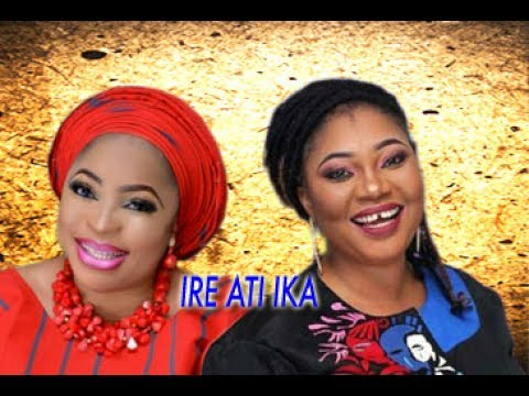 Ore ati Ika - Latest Yoruba Movie 2017  Yoruba BLOCKBUSTER