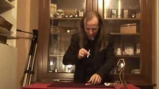Test de magie (entrainement)