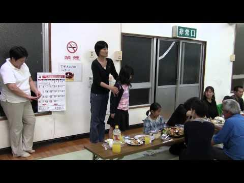 種子島のふるさと情報:花峰小学校転入者宇宙留学生校区合同歓迎式ドキュメント