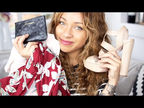 haul - Some clothes & one or two beauty items i've picked up recently from topshop, ASOS, Missguided, Allsaints, Ohmylove etc! ♡ FOLLOW ME ERR'WHERE ♡ My Vlog channel!
