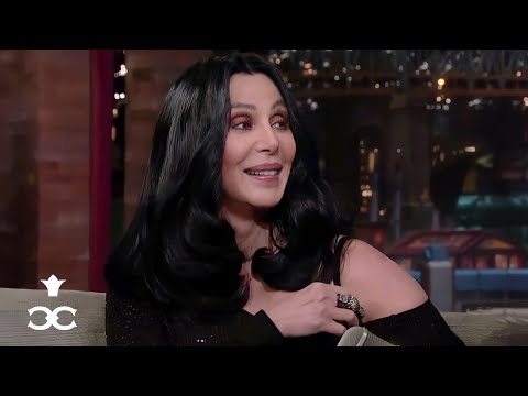 Cher on dating Elvis: 'I got nervous' (2010 Full Letterman Interview)