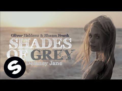 Shades of Grey (Lyric Video) [Feat. Shaun Frank & Delaney Jane]