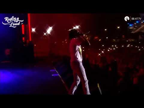 Playboi Carti performs Lil Uzi's Of Course We Ghetto Flowers (Live from Rolling Loud Miami 2019)