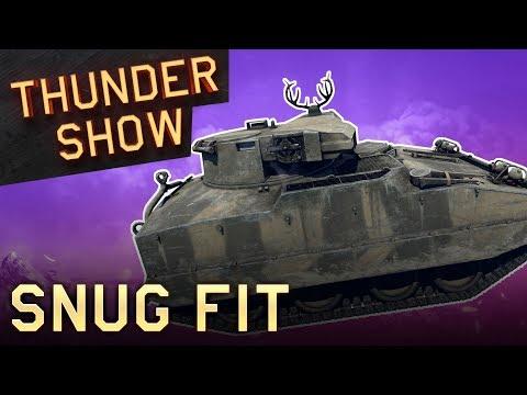 Thunder Show: Snug Fit