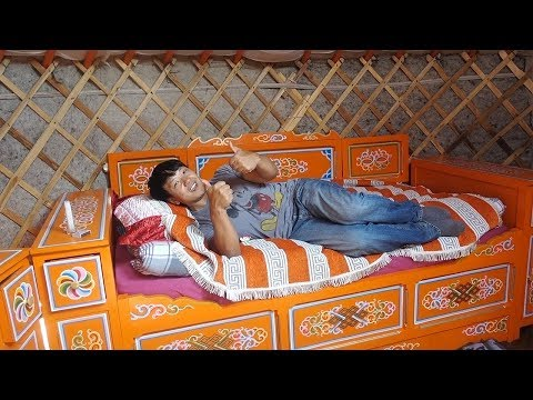 FIRST TIME Horse Riding in Mongolia: Sleeping in Ger (Mongolian Tent)