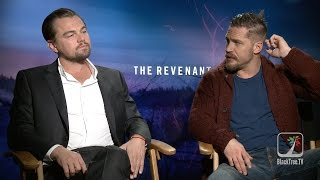 Nonton Leonardo Dicaprio And Tom Hardy Interview The Revenant Film Subtitle Indonesia Streaming Movie Download