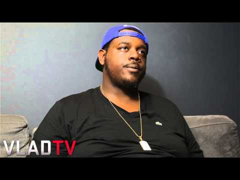 Using - http://www.vladtv.com - In this clip, Shotgun Suge called to the attention of Battle Rap Journalist Michael Hughes that T-Rex has been using some mixtape bars in a few of his past battles;...