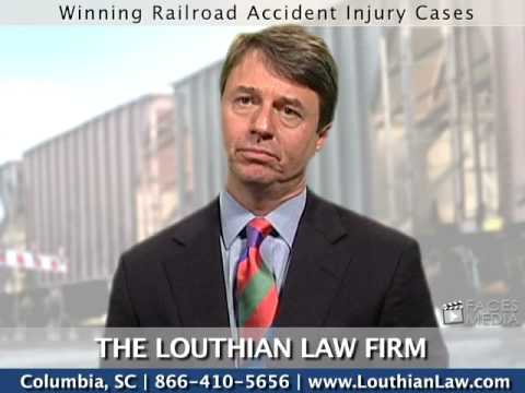 Winning S. Carolina Railroad Accident Injury Cases