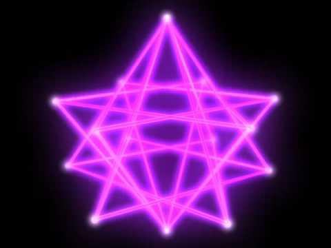 2 Merkaba 21:34 Rotation Ratio (Sacred Geometry by ieoie)